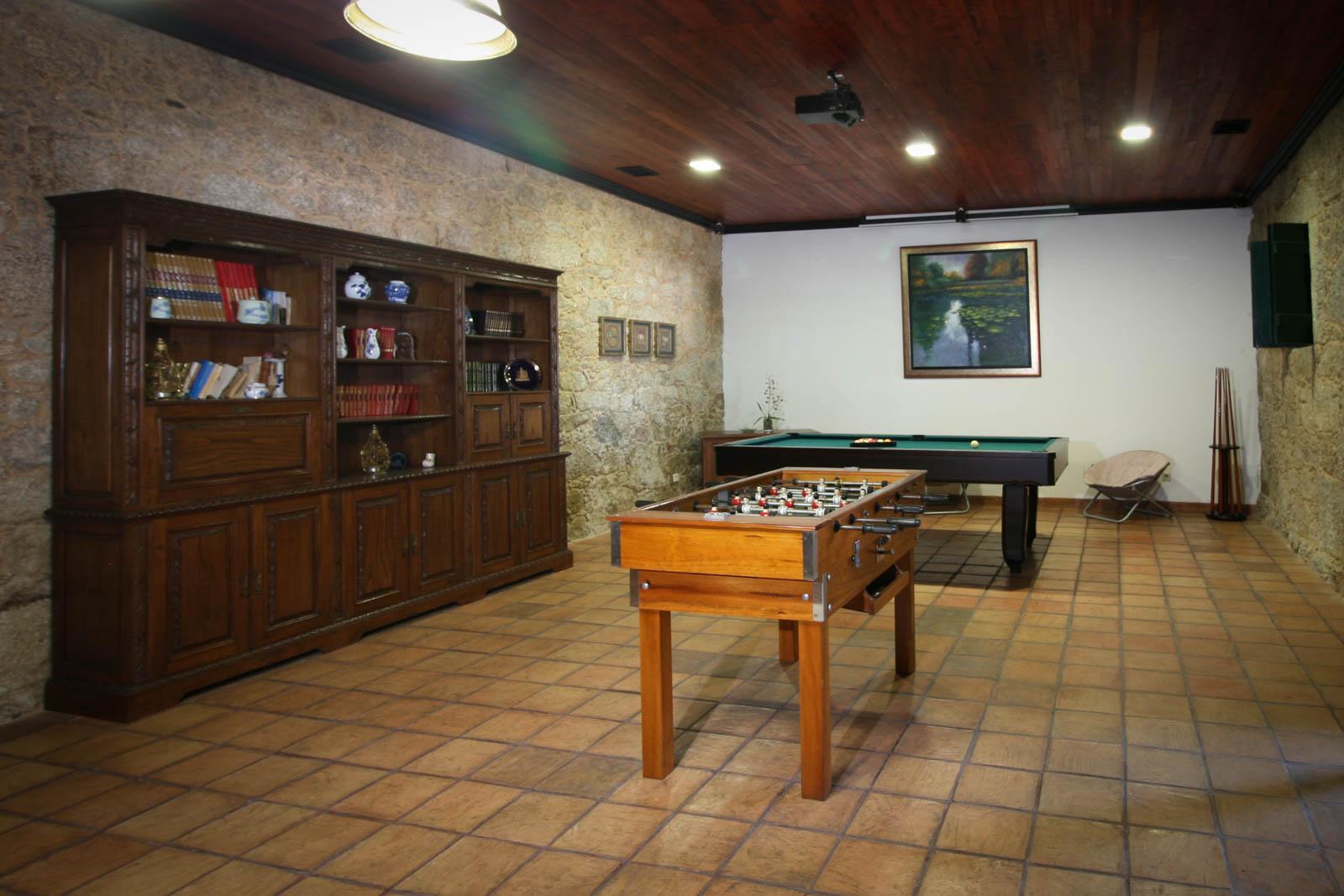 Sala de Jogos / Reuniões