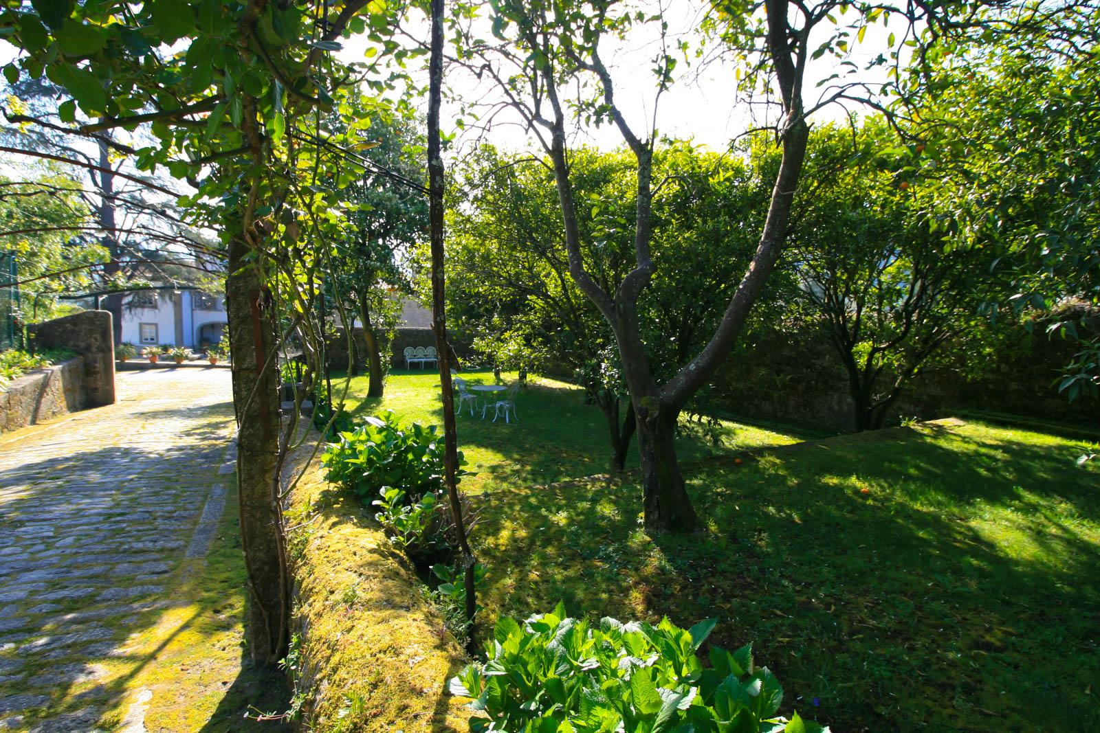 Jardins / Terraços